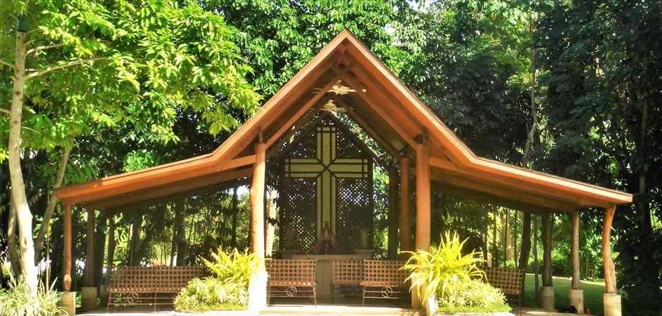 Shangri-La Mactan Resort Garden Chapel