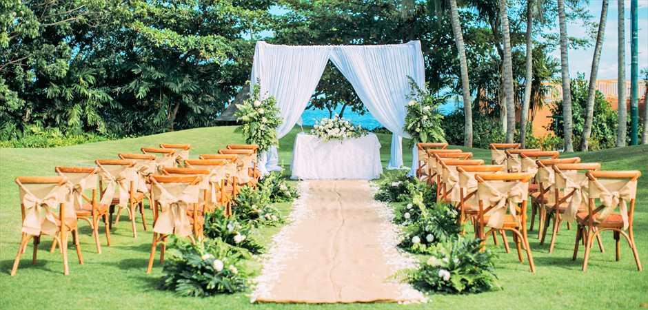 Shangri-La Mactan Resort Helipad Oceanfront Garden