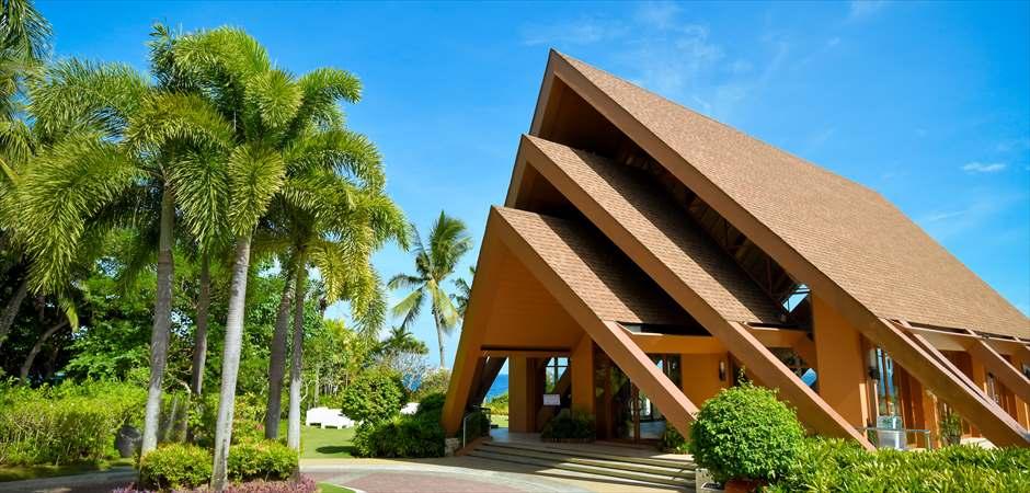 Shangri-La Mactan Resort Ocean Pavilion Chapel