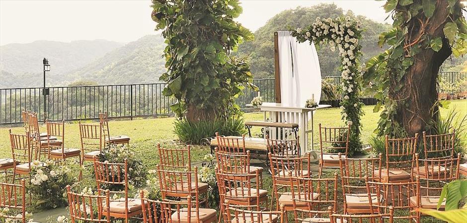 Chateau de Busay Private Garden