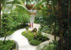 シャングリラ・マクタン・リゾート&スパ 屋内ガーデン