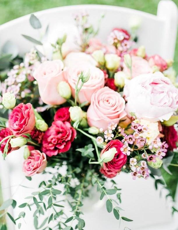 プルメリア花冠