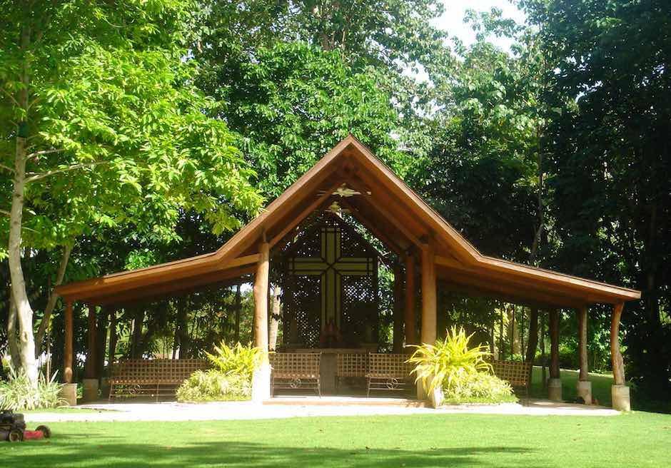 ガーデン・チャペル・ウェディング シャングリ・ラ・マクタン